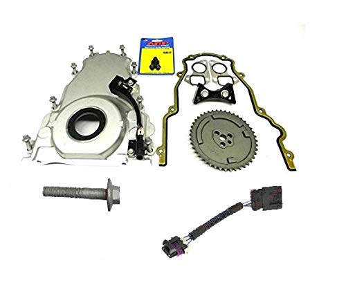 Michigan Motorsports Basic VVT Kit With VVT TO NON VVT PLUG AND PLAY ADAPTER