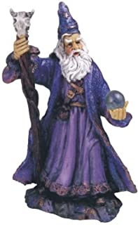 StealStreet SS-G-71155 Wizard Magician Collectible Fantasy Decoration Figurine Statue Model