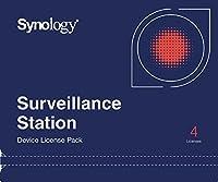 Synology IP CAMERA LICENSE PACK (CLP4) [並行輸入品]