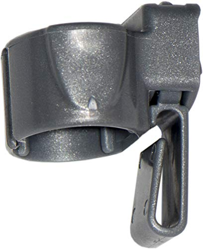 Cressi Erwachsene Snorkel Schnorchel Keeper, grey, M