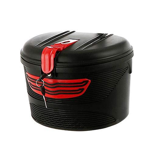 Amazing Deal ROBDAE Bike Baskets Bike Basket Detachable Bike Handlebar Front Carrier Bag Waterproof ...