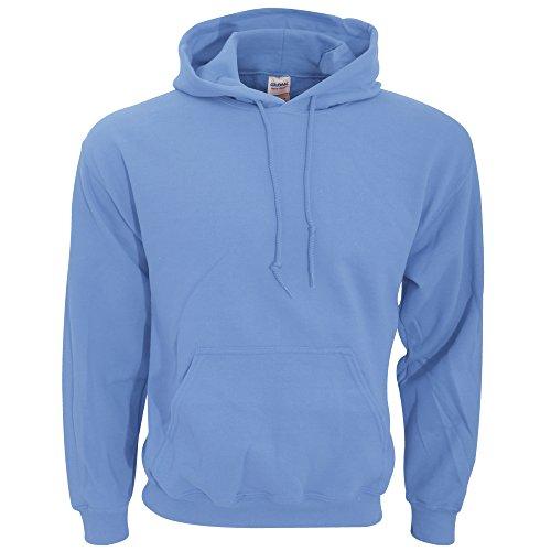 Gildan - Sudadera con capucha para hombre Carolina Blue Small
