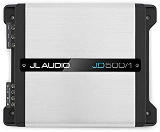 JL Audio JD500/1 500 W Monoblock Amplifier photo