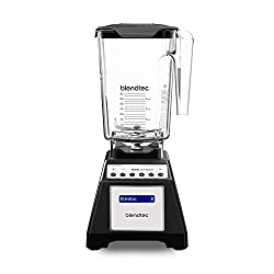 Blendtec blender for awesome gluten-free dairy-free smoothies
