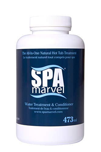 Spa Marvel. Water Treatment