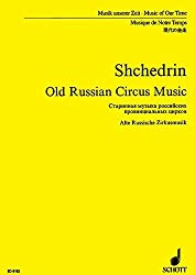 Old Russian Circus Music - 3. Konzert für Sinfonie-Orchester - orchestre - Partition d\'étude - ED 8182
