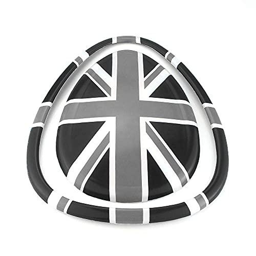QIDIAN Car Interior Dashboard Center Air Con Outlet Sticker Cover for...