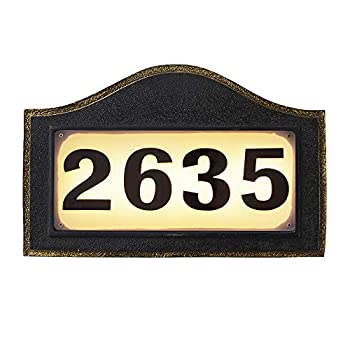 Best solar powered house numbers 2 Reviews