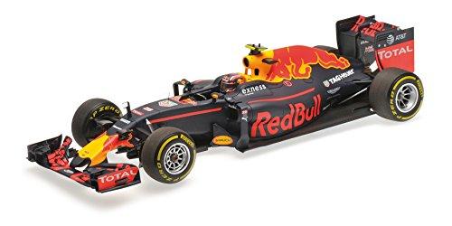 Minichamps 117160026 - Red Bull Racing Tag Heuer Rb12 - Daniil Kvyat - 2016 - Escala 1/18 - Vehiculo en Miniatura