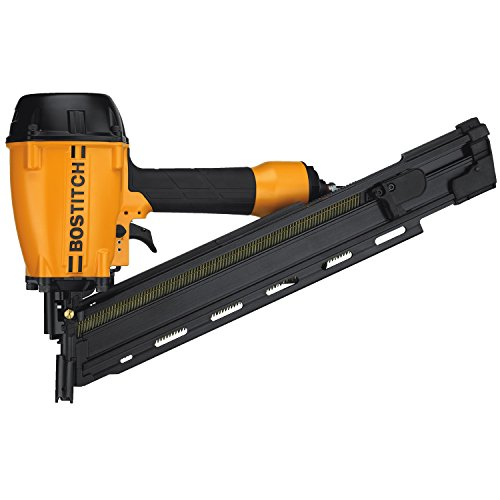 BOSTITCH Framing Nailer, Wire Weld, 28 Degree, 2 to 3-1/4-Inch (BTF83WW)