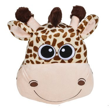 Giraffe Plush Pillow