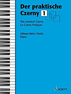 PRAKTISCHE CZERNY 1 PIANO