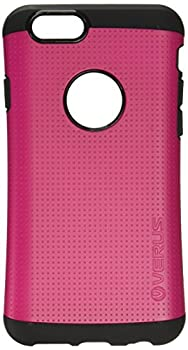 iPhone 6S Case Verus [Thor][Hot Pink] - [Military Grade Drop Protection][Natural Grip] For Apple iPhone 6 6S 4.7