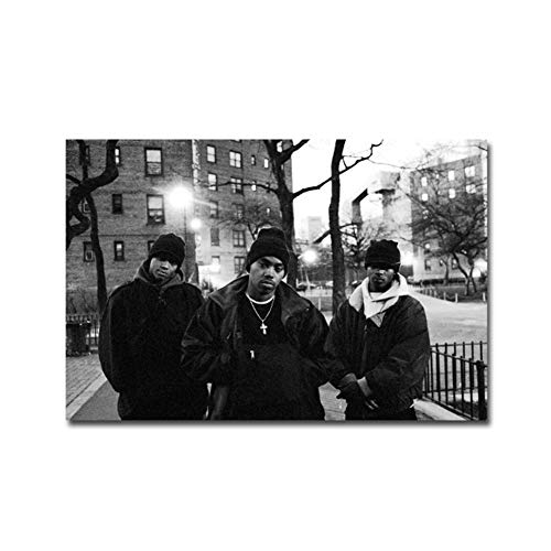 NAS Time is Illmatic Rap Hip Hop Poster Leinwand Kunstdruck Moderne Wohnkultur Wandbilder Wohnzimmer -50x70cm No Frame