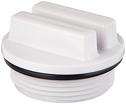"""XtremepowerUS 1.5"""" Pool Plug Cap, Swimming Pool Return Line Winter Plug w/O-Ring"""