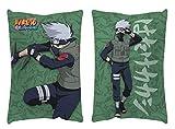 Inconnu Naruto Shippuden Kakashi Kissen, 50 x 33 cm