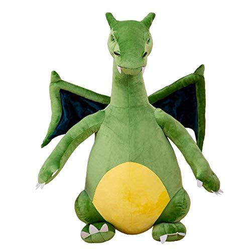 LMHH Pokemon Frei Atmende Drachenplüsch Spielzeugpuppe Kissen Kleine Fliegende Drachenpuppe Puppe Kinder 30Cm
