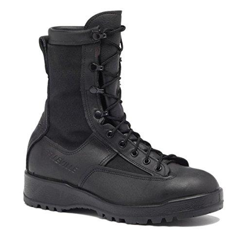 Belleville Men's Waterproof Duty & Military Boot Black 700V 9 Regular