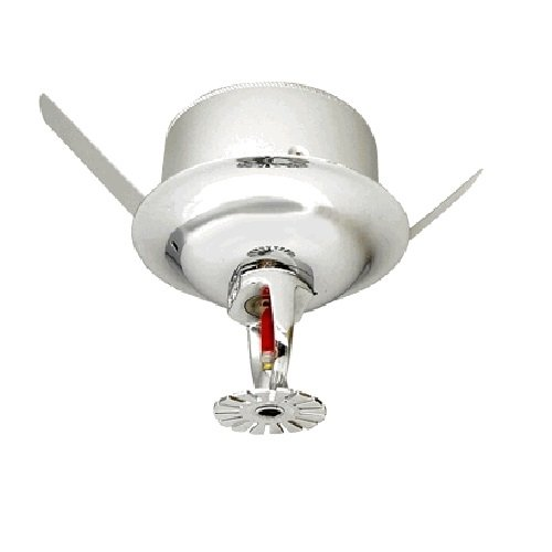 Buy Discount Spy-MAX Security Products Professional Sprinkler Self Recording Surveillance Camera, In...
