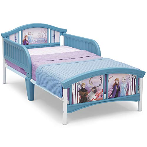 Best Price! Delta Children Plastic Toddler Bed, Disney Frozen II