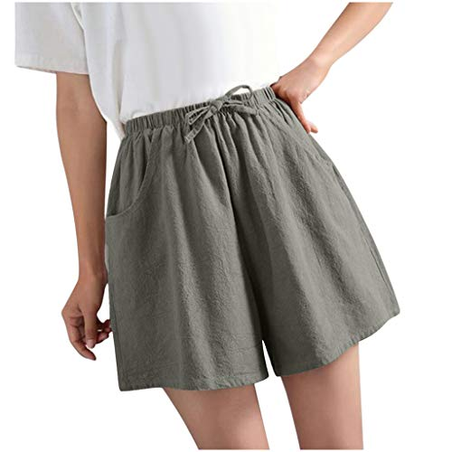 Buyaole,Pantalones Cortos Deporte Mujer,Pantalones De Yoga Sueltos,Pantalones Premama,Leggins Premama Invierno,Vaqueros Encerados Mujer,Ropa Mujer Adolescente