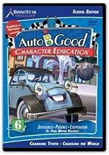 Rising Star Education DPS006 Auto-B-Good- Vol. 6 - Joyfulness- Patience- Cooperation- DVD