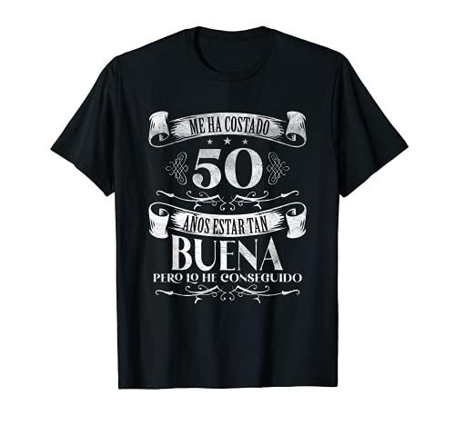Me Ha Costado 50 Años Regalo de 50 Cumpleaños Nacido En 1971 Camiseta