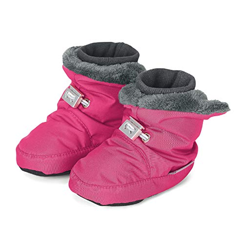 Sterntaler Mädchen Baby Stiefel, Farbe: Magenta, Größe: 21/22, Alter: 18-24 Monate, Artikel-Nr.: 5101521