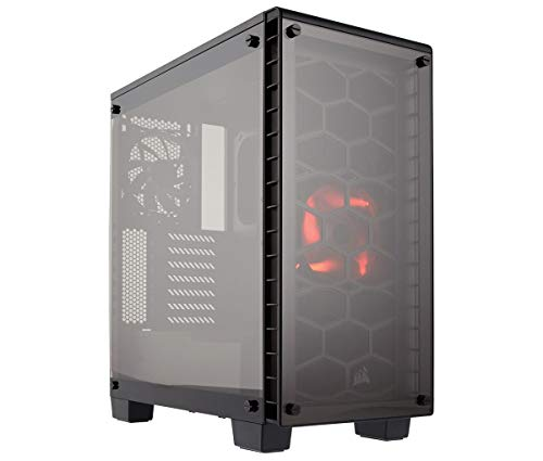 CORSAIR Crystal 460X Compact Mid-Tower...