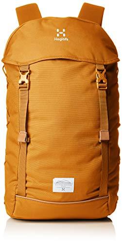 Haglöfs Shosho Medium Rucksack, Unisex Erwachsene, Desert Yellow, One Size