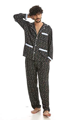 Pijama Tela Estampada Viscosa