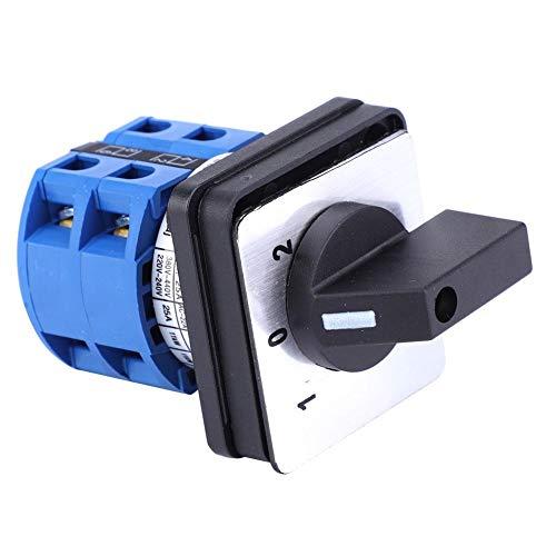 BEM28-25/2 D202 Interruptor de cambio Selector de 3 posiciones Interruptor de leva giratoria 690V 25A