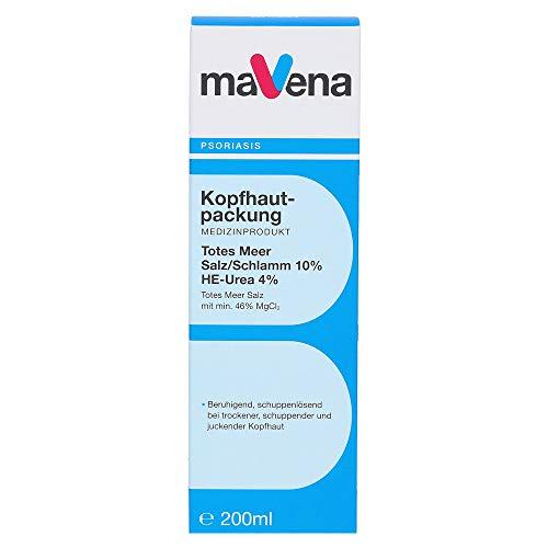 Mavena Kopfhautpackung, 200 ml Packung