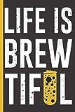 Beer Tasting Log Book: Beer Review Journal To Keep Record Of Name, Brewery, ABV, Origin, Type/Style, IBU, Sampled, Serving Type, Bubbles & Color, ... For Beer Tasters, Beer Drinkers, Brewers