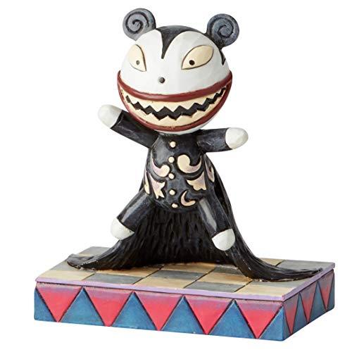 Disney Traditions, Figura de Teddy Jack Skellington 'Pesadilla Antes de Navidad', Para coleccionar, Enesco