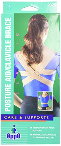 Oppo Medical Elastic Posture Aid/Clavicle Brace...