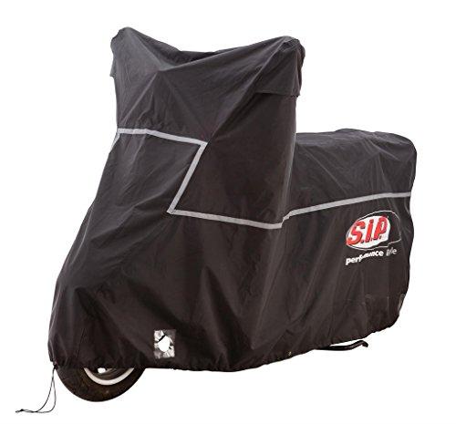 Faltgarage SIP Outdoor, PREMIUM, Größe: L, für Vespa/Lambretta/Modern Vespa/Scooter 2030x960x1290 mm passt auch für Fahrzeuge mit Top Case und Windschild