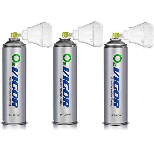 Elmar Oxygen - Caja de 3 boquillas universales de 14 litros (3 unidades)