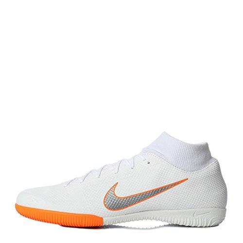 Nike Herren Mercurial Superfly 6 Academy IC AH7369 Fußballschuhe, Mehrfarbig (Indigo 001), 42.5 EU