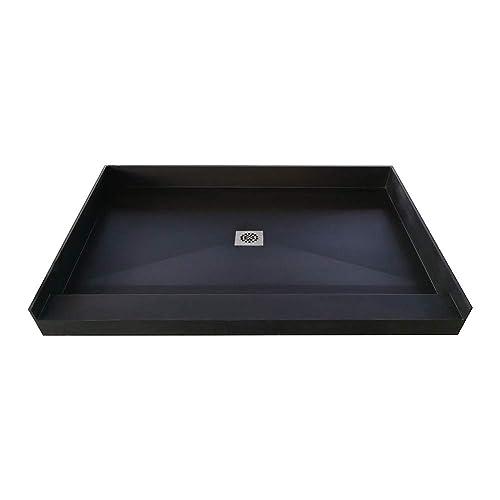 Tile Ready Shower Base With Bench.Tile Ready Shower Base Amazon Com