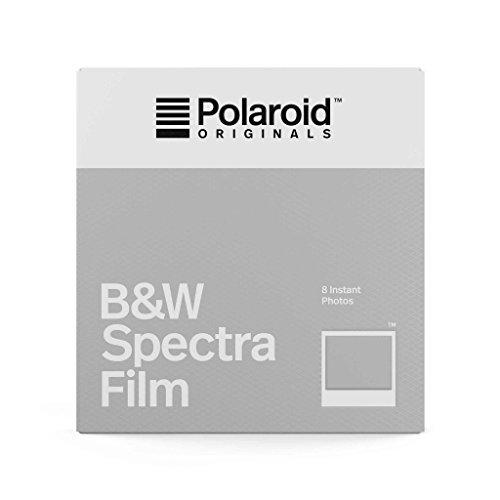 Polaroid Originals - 4679 - Sofortbildfilm Schwarz und Weiß fûr Spectra Kamera