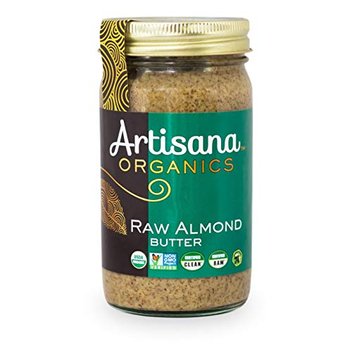 Artisana Organics Non GMO Raw Almond Butter