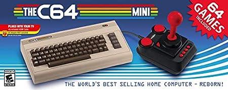 The C64 Mini Retro Gaming Console