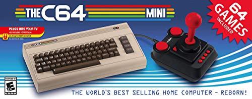 THE C64 MINI コモドール64 ミニ 北米版
