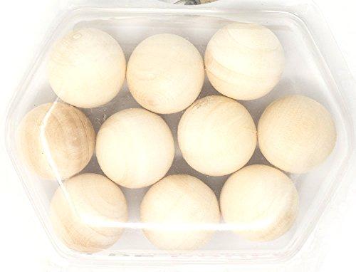 Petanca/bolas de madera de 10clavijas