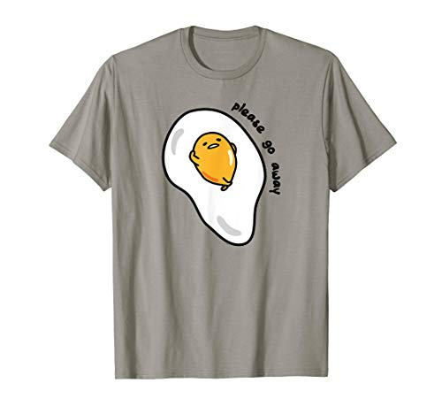 Gudetama Please Go Away T-Shirt
