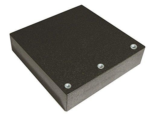 Mess- und Kontrollplatte aus Granit 300x200 mm M8