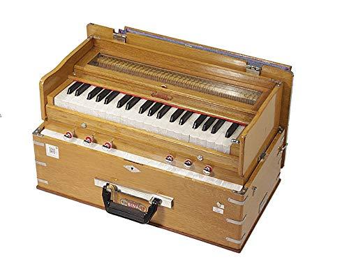 Harmonium Bina n.23 B deluxe 2.5 oktaven, professionelles tragbares modell, autorisierter Händler
