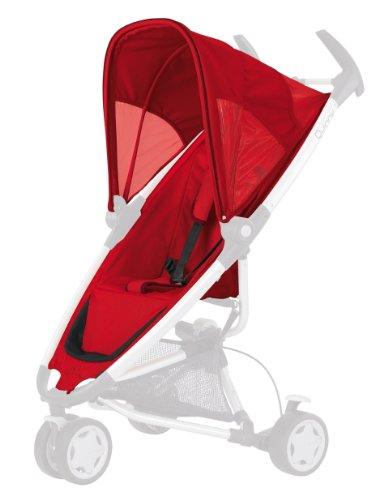 Quinny 76005830 Sitzeinhang Zapp, rebel red