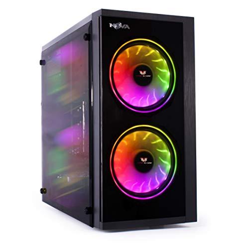 Veno Scorp Gaming PC AMD 860K 3.7Ghz Turbo 4Ghz - (16GB - 1TB - WINDOWS 10, NOVA)